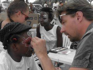 Volunteer and intern in Tanzania, Africa. Vapaaehtoistyö ja työharjoittelu Tansaniassa, Afrikassa.
