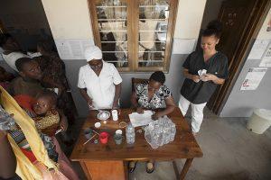 Medical volunteering an internship in village clinnic in Tanzania
